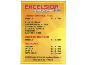 Business | Food Court | Excelsior Pies